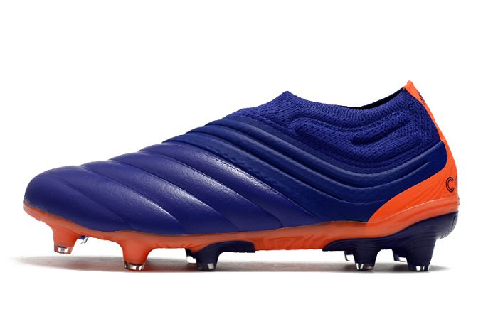 Adidas Copa 20+FG Energy Ink Signal Orange Signal Green Soccer Cleats