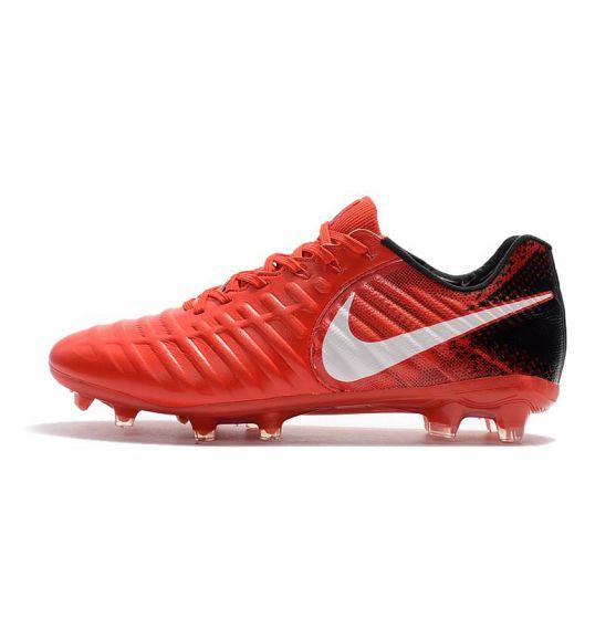 Nike Tiempo Legend VII FG Red White