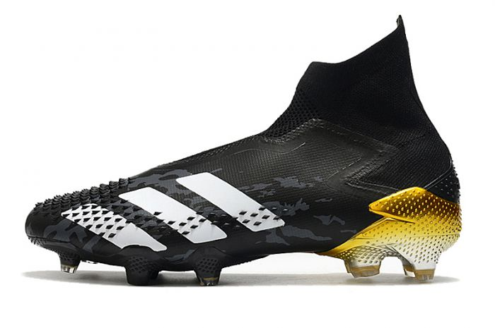 adidas Predator Mutator 20+ FG Core Black White Gold Metallic