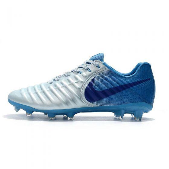 Nike Tiempo Legend VII Elite FG Blue White