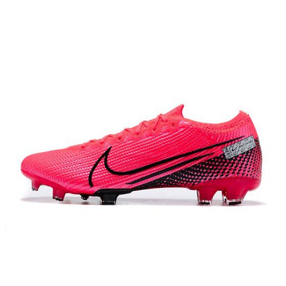 Kids Nike Mercurial Vapor 13 Elite FG Future Lab - Laser Crimson/Black