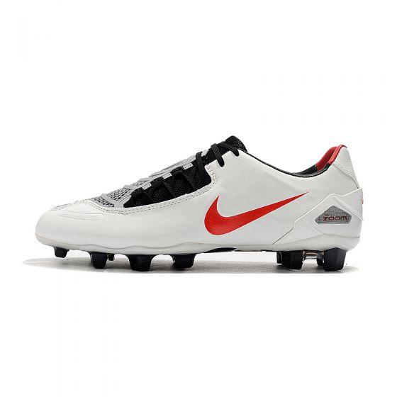 Nike T90 Laser I SE FG White Red