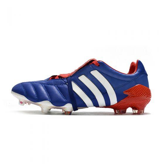 adidas Predator Mania FG Tormentor - Active Blue/Footwear White/Predator Red