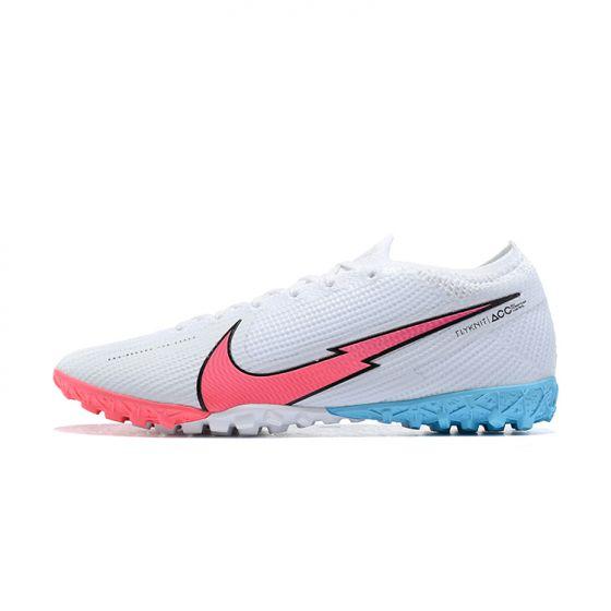 Nike Mercurial Vapor 13 Elite TF South Korea White Red Orbit Black Pink Beam