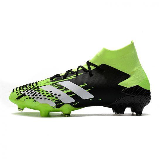adidas Predator Mutator 20.1 FG Signal Green Black