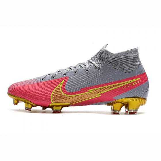 Kids Nike Mercurial Superfly 7 Elite Lightning FG Megan Rapinoe 2020 Boots