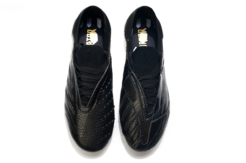 Stealth Designs adidas Predator Archive Limited Edition FG Core Black Released